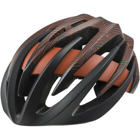 ORBEA R 50 Casco, navy blue-orange